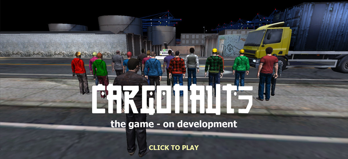 Click To Play CARGONAUTS